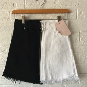 REVICE Skirts - Ying Yang Skirt
